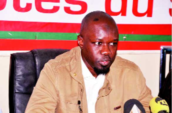 Dette fiscale: L'Assemblée nationale répond à Ousmane Sonko