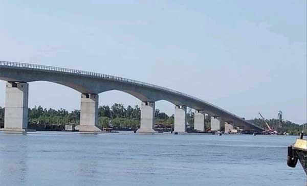 Inauguration historique d'un pont reliant la Gambie et le Sénégal