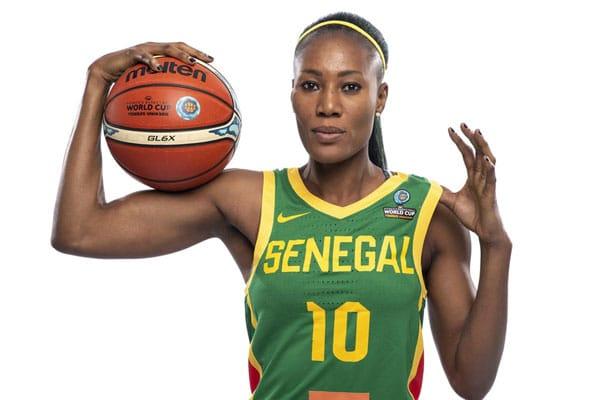 CONFIDENCES – Astou Traoré, capitaine des Lionnes du basket : «Je ...